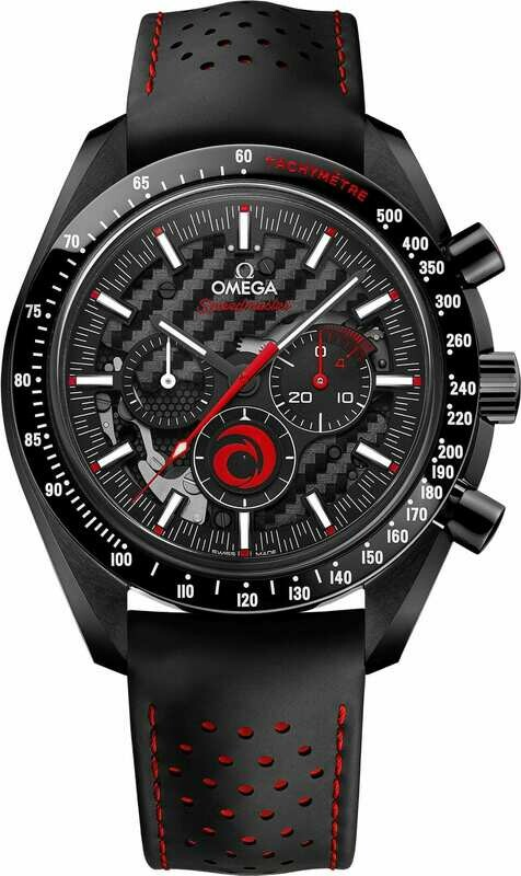 Omega Speedmaster Moonwatch Professional Team Alinghi