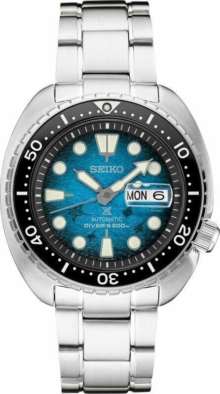 Seiko Prospex King Turtle Save the Ocean SRPE39