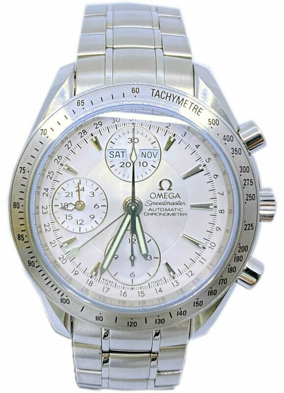 Omega Date / Day‑Date Chronograph 40 MM 3221.30.00