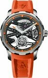 Angelus Tourbillon Skeleton U41 Orange