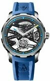Angelus Tourbillon Skeleton U41 Blue