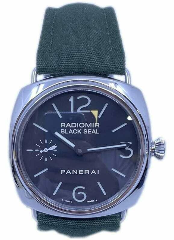 Panerai Radiomir Black Seal PAM00183