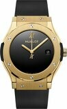 Hublot Classic Fusion 40 Years Anniversary Yellow Gold