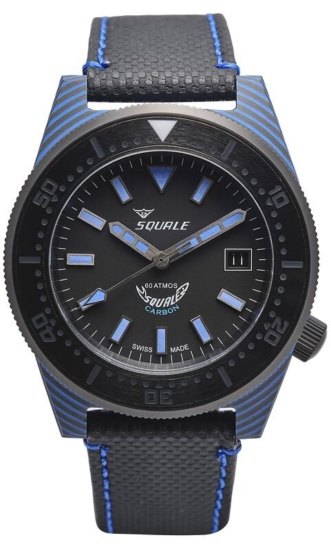 Squale T-183 Blue