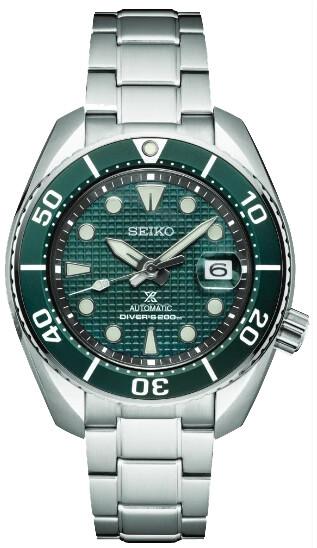Seiko Prospex SPB177 Ice Diver USA Special Edition