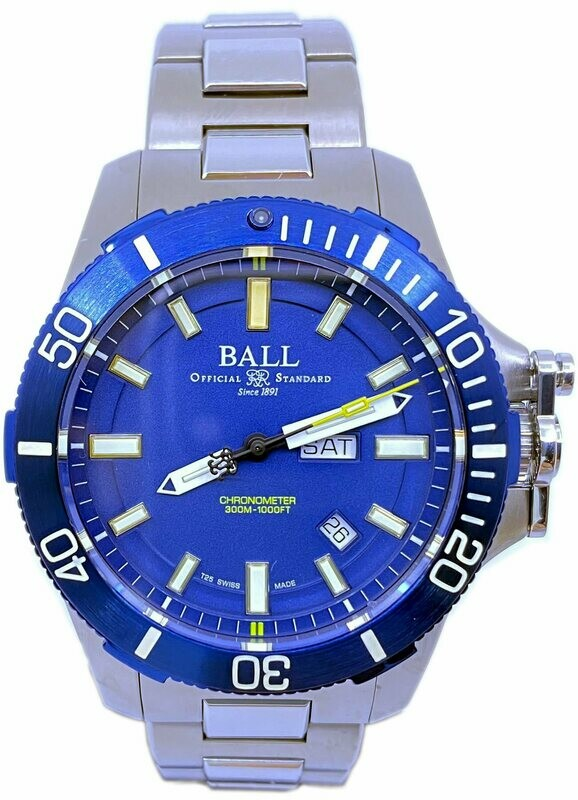 Ball Engineer Hydrocarbon Submarine Warfare DM2276A-S3CJ-BE