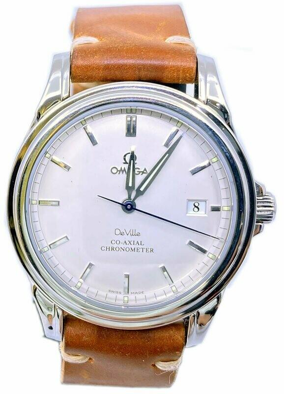 Omega De Ville Co-Axial Chronometer 4831.31.32