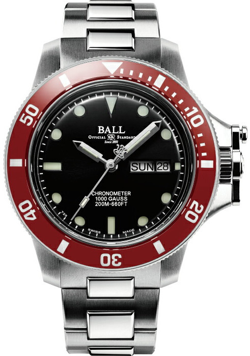 Ball Engineer Hydrocarbon Original DM2118B-S2CJ-BK