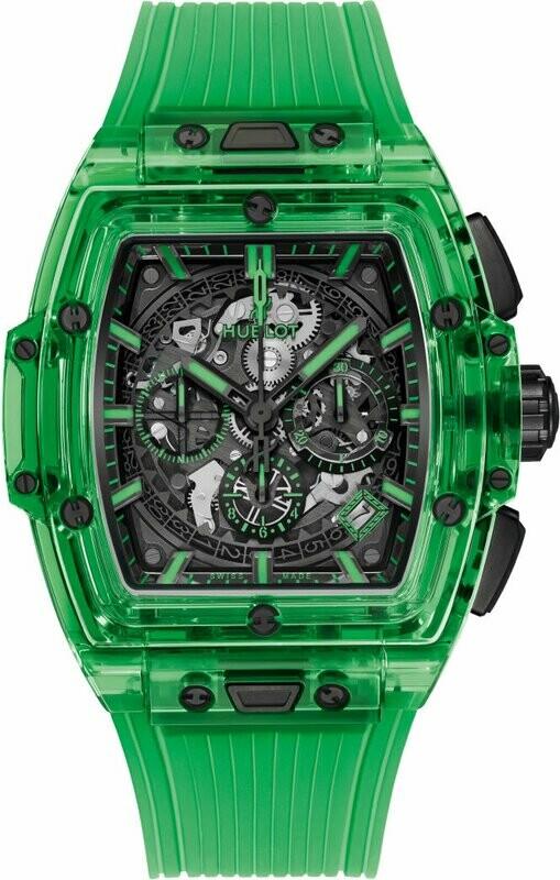 Hublot Spirit of Big Bang Green Saxem 42mm