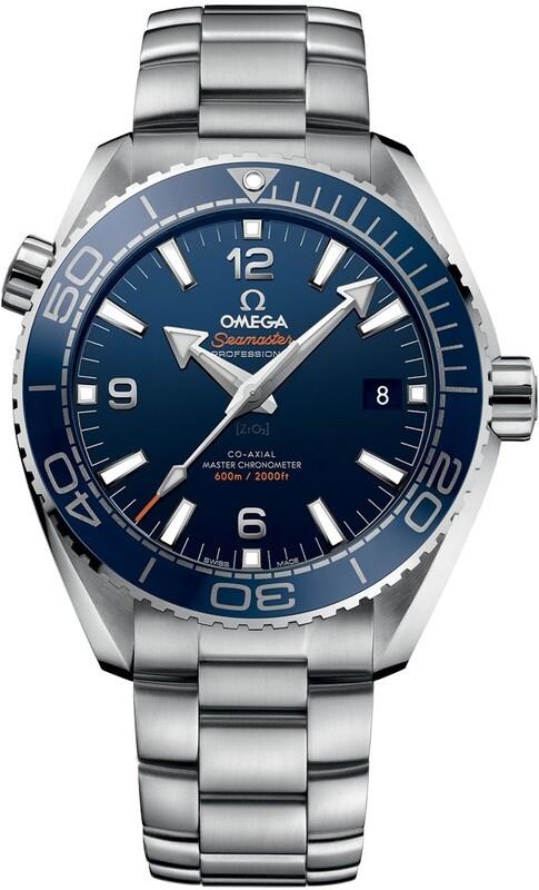 Omega Seamaster Planet Ocean 600M Blue 215.30.44.21.03.001