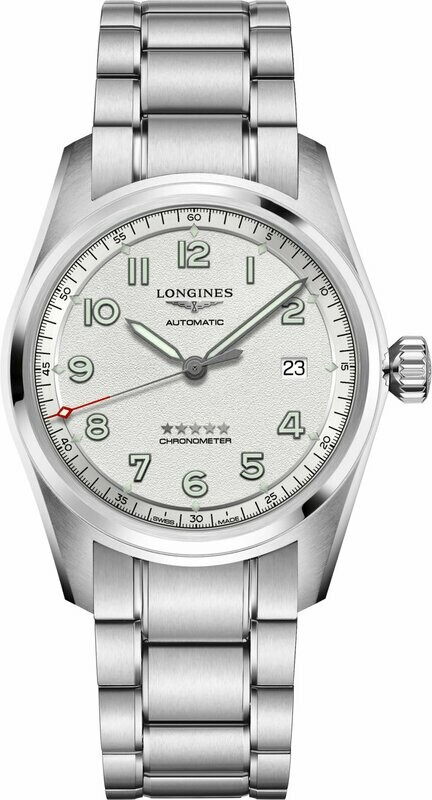 Longines Spirit 40mm L3.810.4.73.6