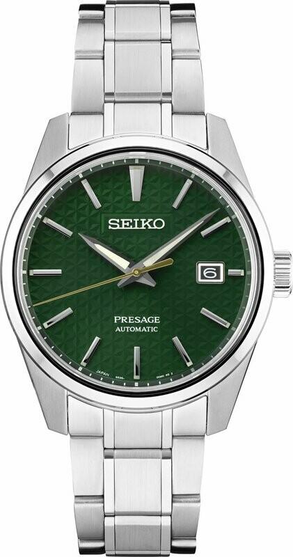 Seiko Presage SPB169 Green Dial