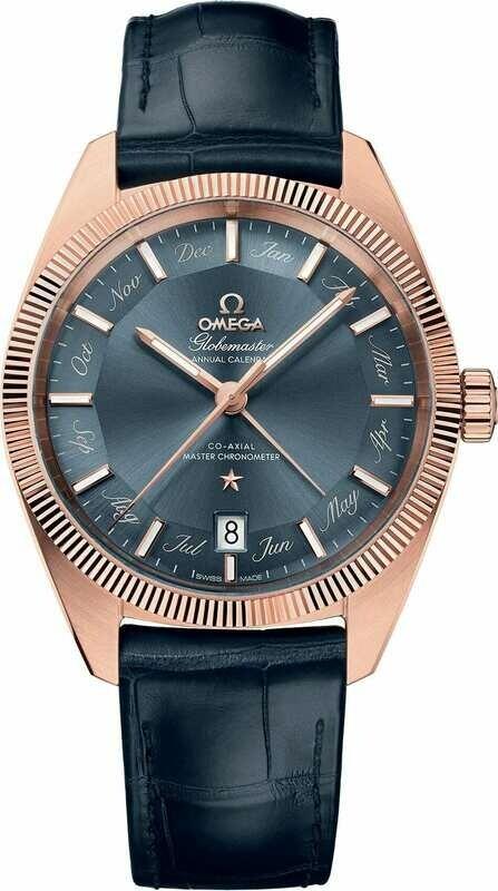 Omega Constellation Globemaster Annual Calendar 130.53.41.22.03.001