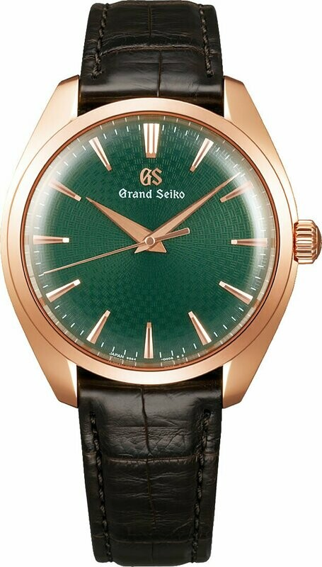 Grand Seiko SBGW264 Limited Edition Green Dial