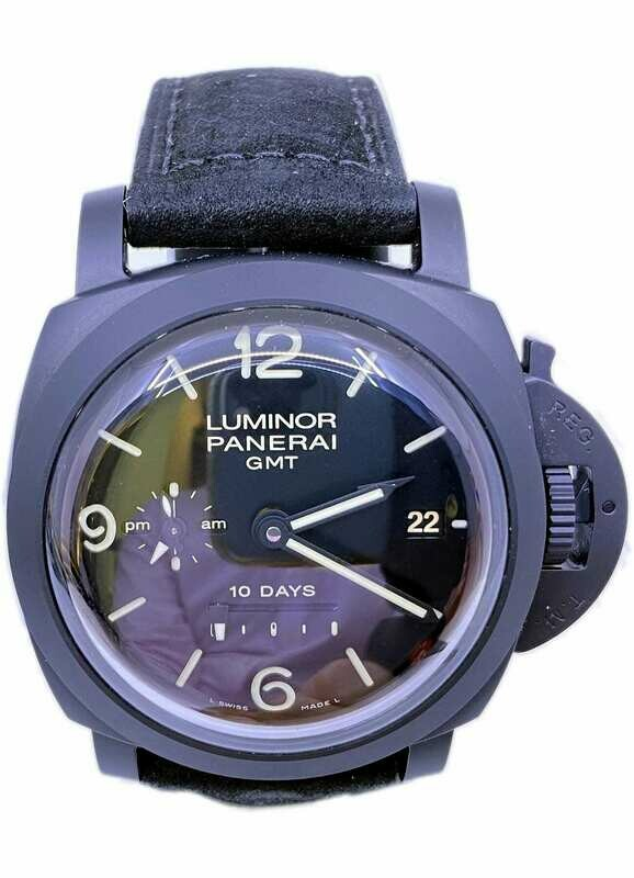 Panerai Luminor GMT 10 Days PAM00335