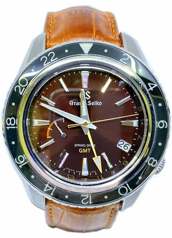 Grand Seiko Sport Spring Drive GMT Limited Edition SBGE245