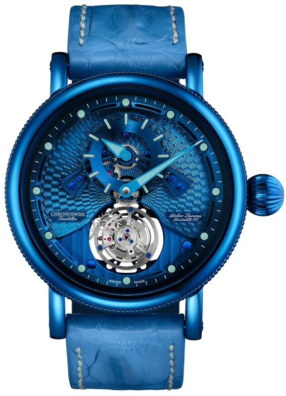 Chronoswiss Open Gear Tourbillon Limited Edition