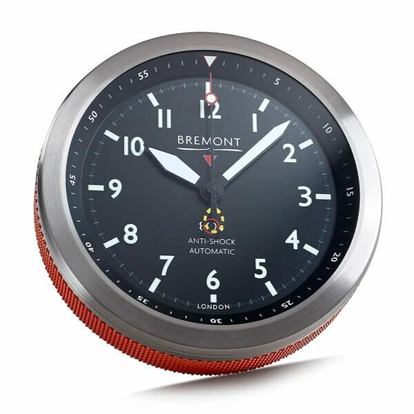 Bremont Fawley Wall Clock
