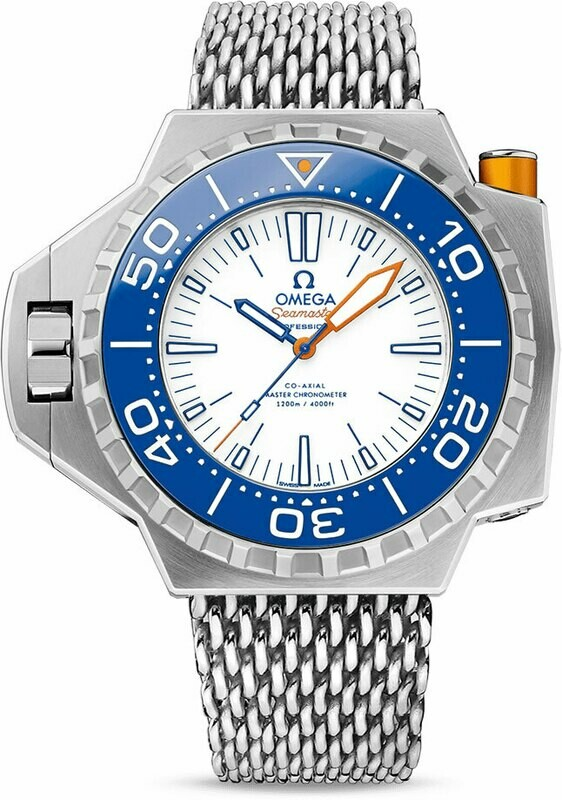 Omega Seamaster Ploprof 1200M Co‑Axial Master Chronometer 227.90.55.21.04.001