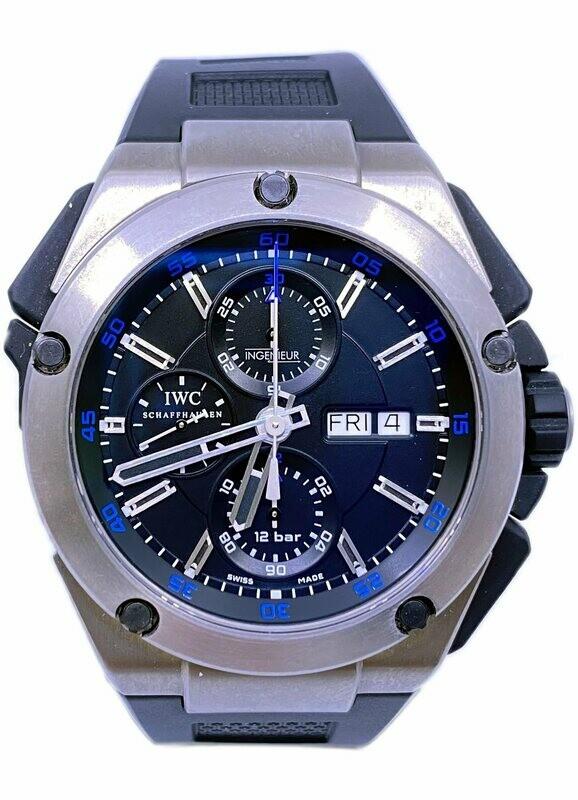 IWC Ingenieur Double Chronograph IW376501
