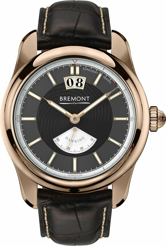 Bremont Hawking Rose Gold