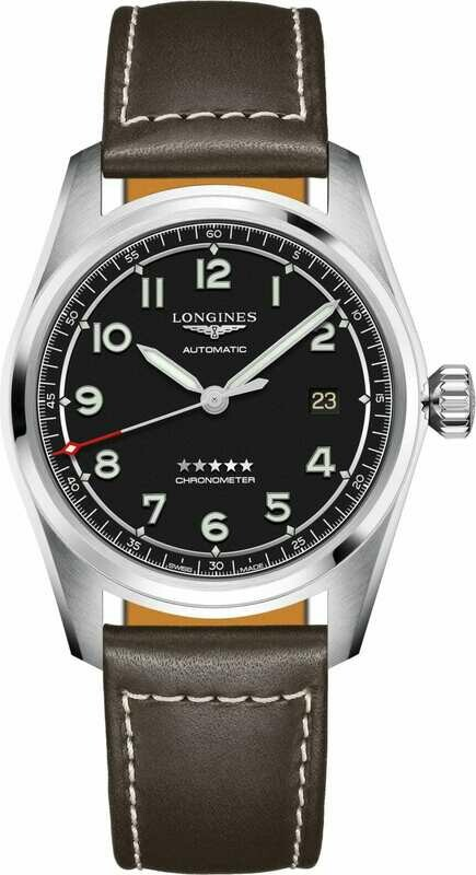 Longines Spirit 40mm L3.810.4.53.0