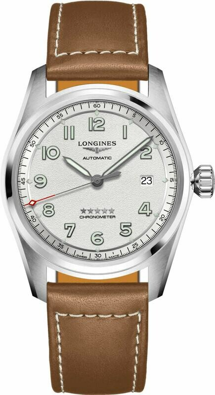 Longines Spirit 42mm L3.811.4.73.2