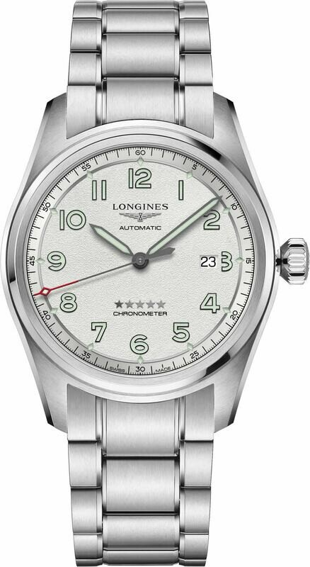 Longines Spirit 42mm L3.811.4.73.6