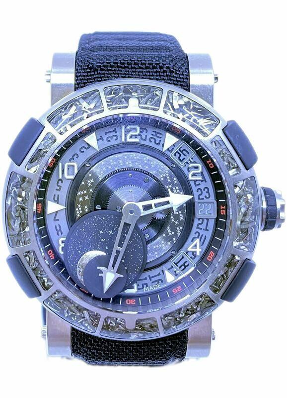 Romain Jerome Arraw 6919 Automatic 1S45L.TZTR.8023.PR.ASN19