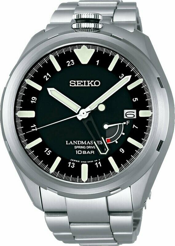 Seiko Prospex SBD015