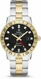 Zodiac Super Sea Wolf GMT Two-Tone