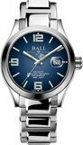 Ball Engineer III Armor Blue Dial Rainbow Tubes 40mm