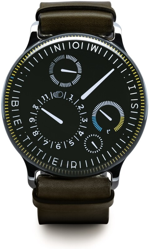 Ressence Type 3X Limited Edition