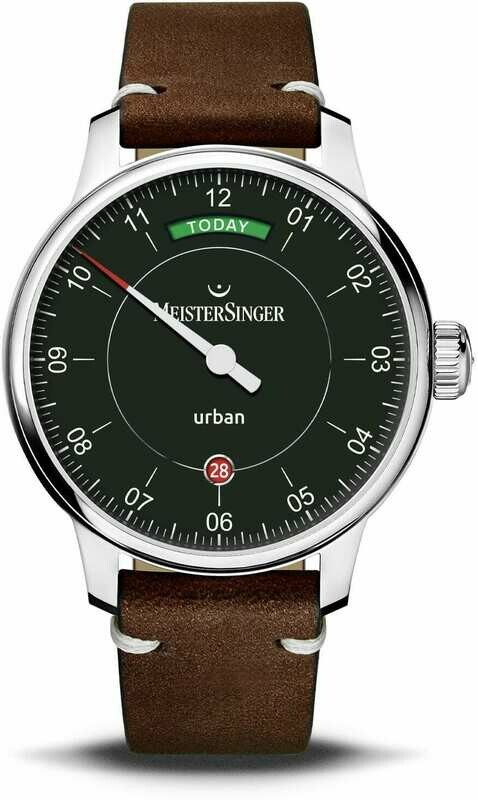 MeisterSinger Limited Urban Day Date Edition Today
