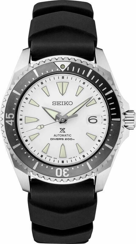 Seiko Prospex Diver's Shogun Titanium SPB191