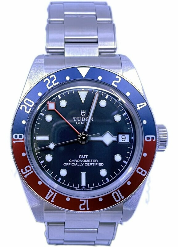 Tudor Black Bay GMT 41mm Pepsi M79830RB