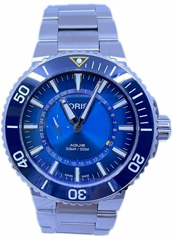Oris Great Barrier Reef Limited Edition III 01 743 7734 4185