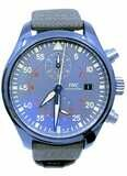 IWC Schaffhausen Pilot Top Gun Ceramic Watch IW389002