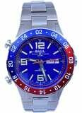 Ball Roadmaster Marine GMT Blue Dial DG3030B-SCJ-BE