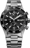 Ball Roadmaster Rescue Chronograph Black Dial 41mm DC3030C-S-BK