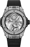Hublot Big Bang Tourbillon Automatic Carbon