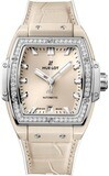 Hublot Spirit of Big Bang Beige Ceramic Titanium Diamonds