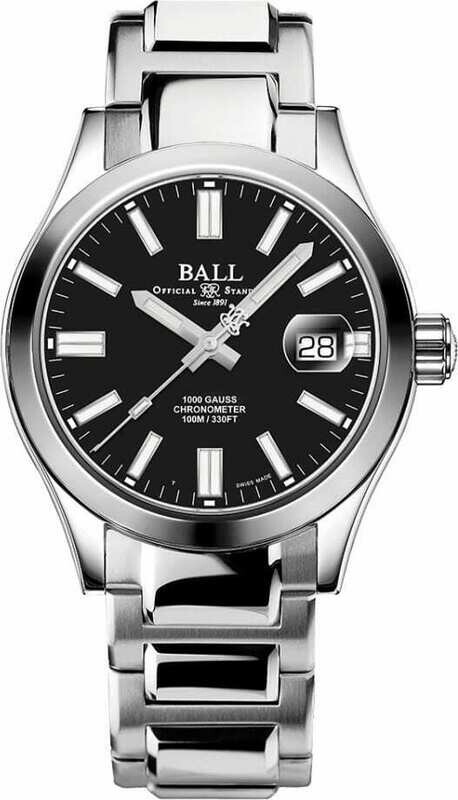 Ball Engineer III Legend II 40mm NM2126C-S5C-BK1