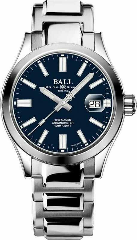 Ball Engineer III Legend II 40mm NM2126C-S5C-BE1