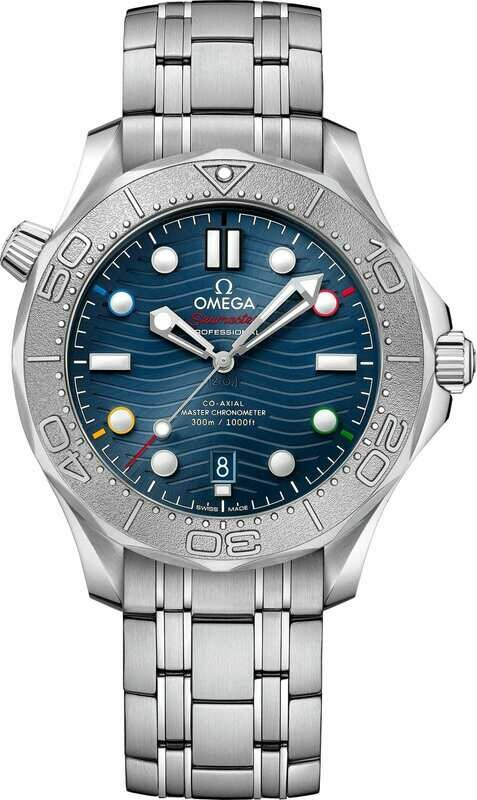 Omega Seamaster Diver 300 Co-Axial Master Chronometer 42mm