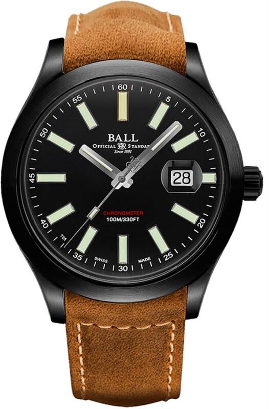 Ball Watch Engineer II Green Berets NM2028C-L4CJ-BK