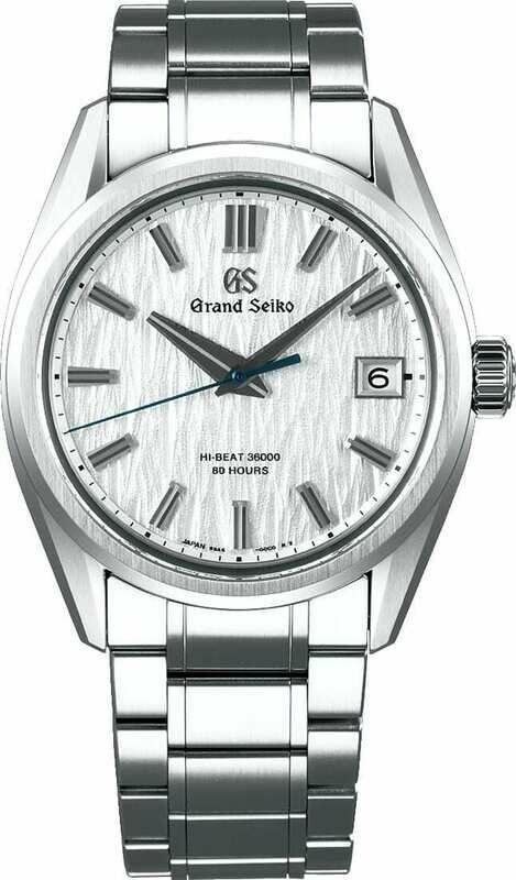 Grand Seiko SLGH005 White Birch Shirakaba