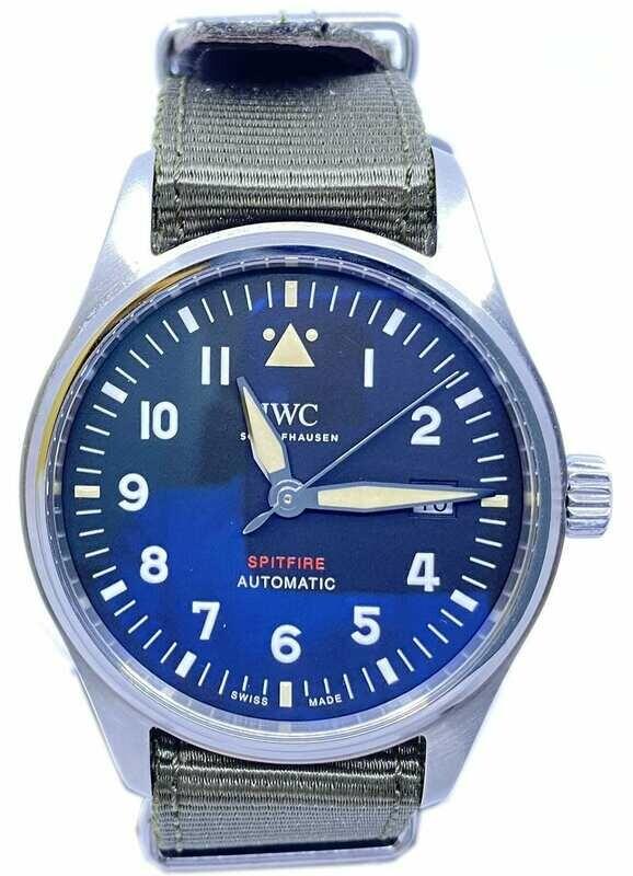 IWC Pilot's Watch Automatic Spitfire IW326801