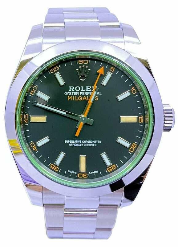 Rolex Milgaus 116400GV