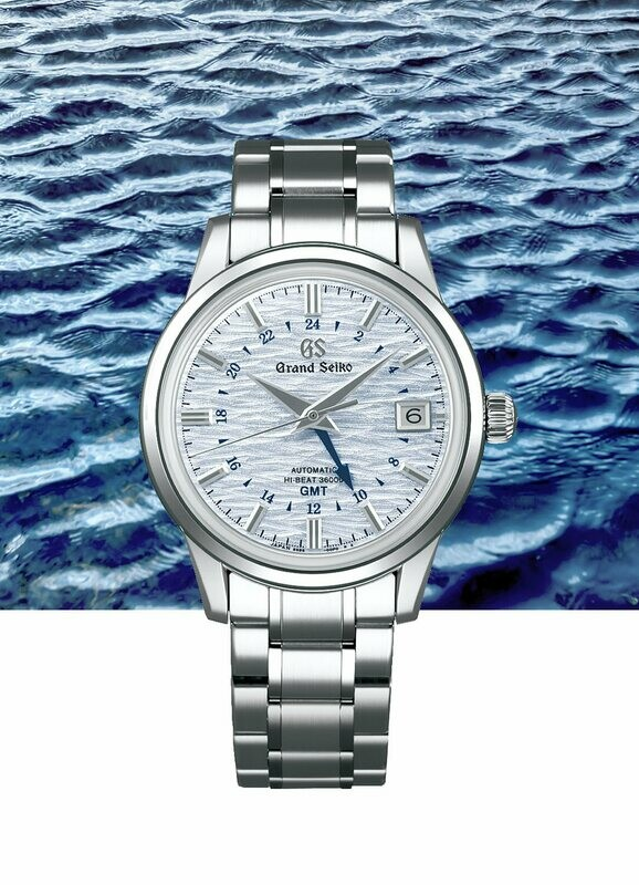 Grand Seiko SBGJ249 GMT Four Seasons